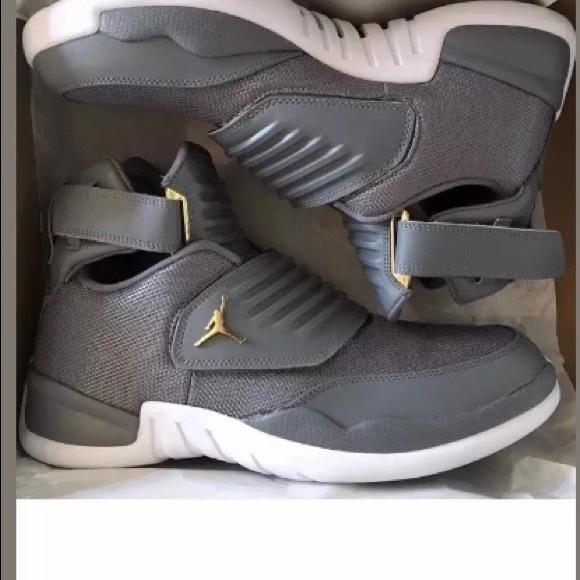 4c34b5d46f74 Jordan Other - Nike Air Jordan Gen 23 Cool Grey White Gold Mens